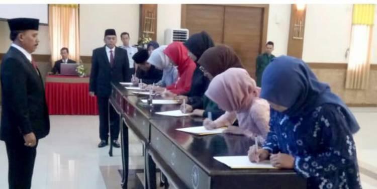 Notaris di Jawa Barat Diimbau Ibnu Chuldun Ikuti Kode Etik Notaris